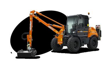 ilf kommunal - multifunction machine - arm compact - energreen professional machines
