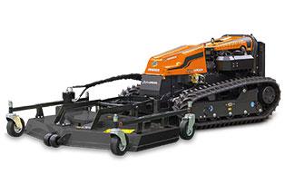 energreen robogreen evo rotary mower