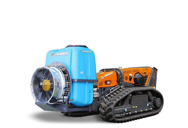 energreen robomax sprayer eg400