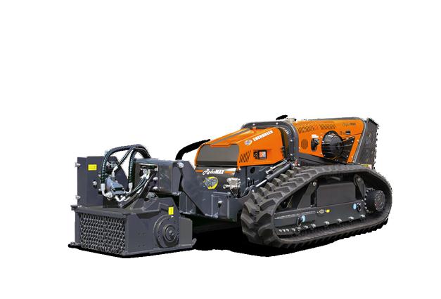 robomax - equipment - stone crusher - energreen professional machines