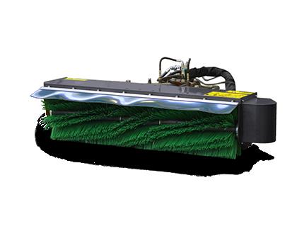 energreen robomini brush sweeper
