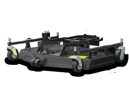 energreen robomini rotary mower