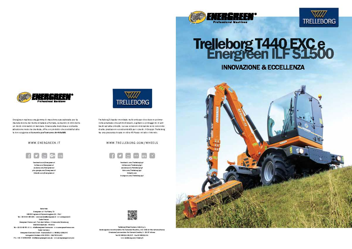energreen ilf s1500 and tyres trelleborg t440 ecx - page 1