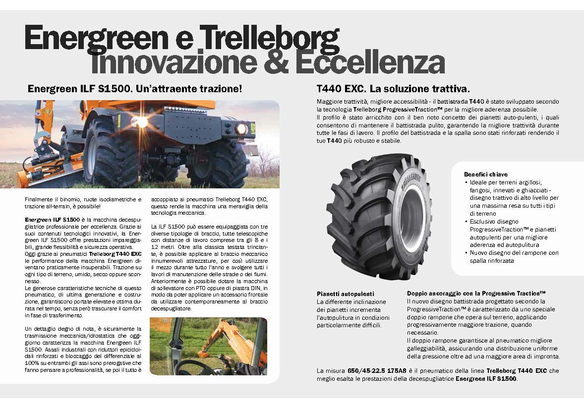 energreen ilf s1500 and tyres trelleborg t440 ecx - page 2