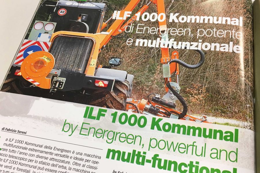 New ILF Kommunal by Energreen