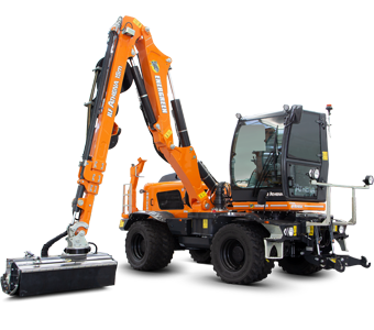 ilf athena - self-propelled hydrostatic machines - energreen professional machines