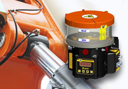 ilf athena - auto lube automatic greasing system - energreen professional machines