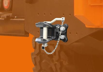 ilf athena - tow hook - energreen professional machines