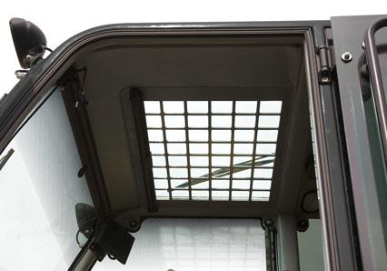 ilf alpha - cabin porthole - energreen professional machines
