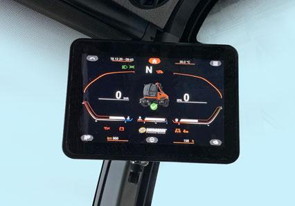 ilf alpha - display eci - energreen professional machines