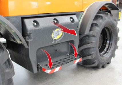 ilf alpha - moving ballast - energreen professional machines