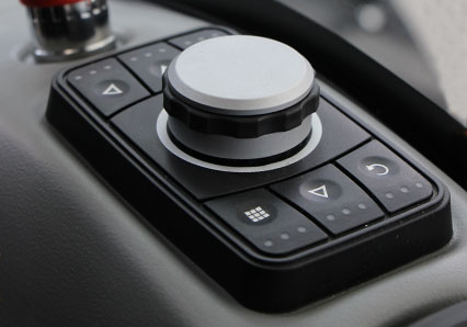 ilf alpha - navigation knob - energreen professional machines