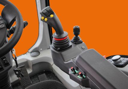 ilf alpha - proportional joystick - energreen professional machines