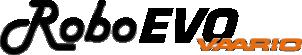 logo roboevo vaario - remote radio-controlled tool carrier - energreen professional machines