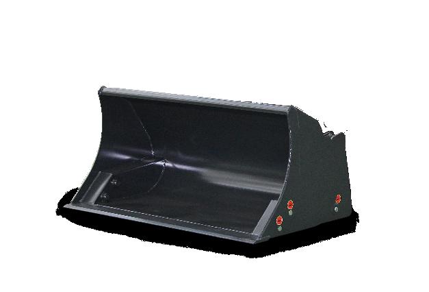 roboevo - equipment - tipping bucket high - bucket - energreen professional machines
