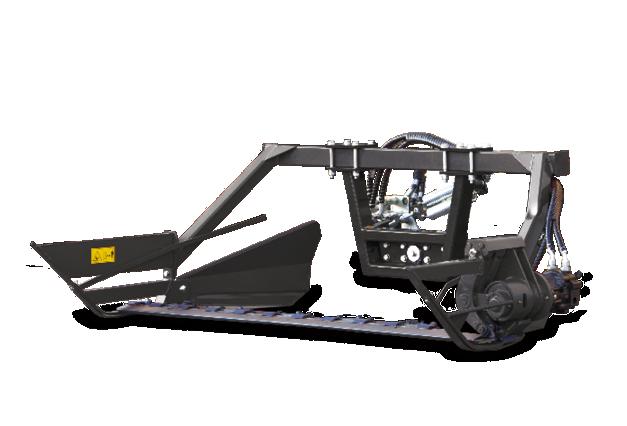 roboevo - equipment - cutter bar - energreen professional machines