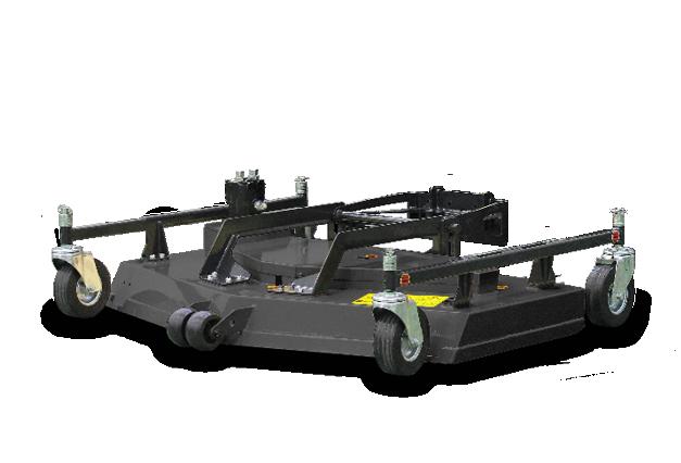 roboevo - equipment - rotary mower - energreen professional machines