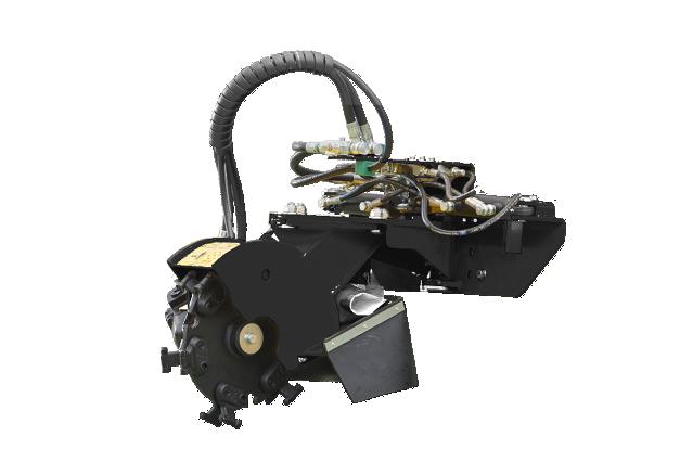 roboevo - equipment - stump grinder - energreen professional machines