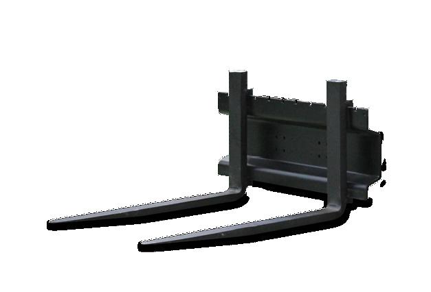roboevo - equipment - fork - forks - energreen professional machines