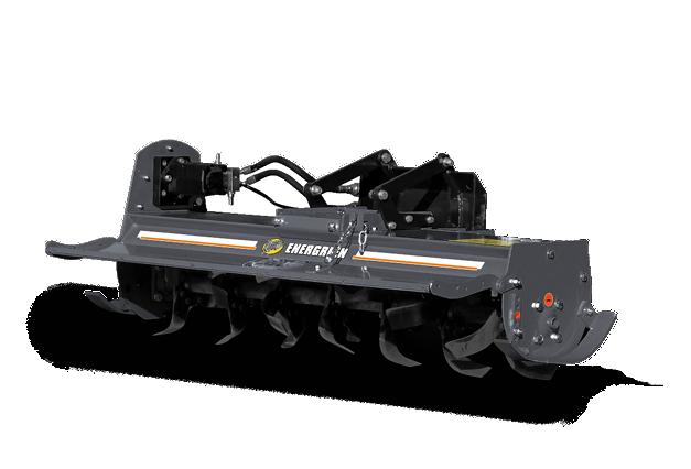 roboevo - equipment - rotary tiller - energreen professional machines