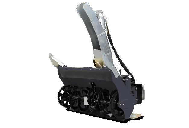 roboevo - equipment - snow blower - energreen professional machines