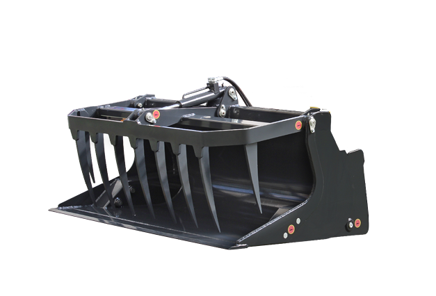 roboevo - equipment - grapple bucket - energreen professional machines