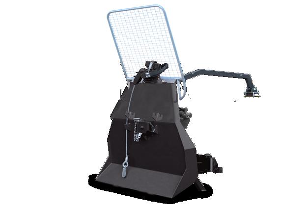roboevo - equipment - forestry winch - energreen professional machines