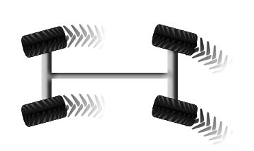 ilf aspen - steering - professional cutting machine - energreen professional machines