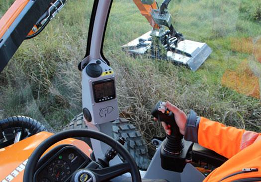 ilf aspen - visibility - professional cutting machine - energreen professional machines