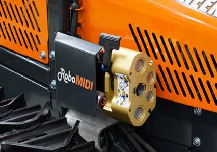 robomidi - multifunction robo - cejn quick couplings - energreen professional machines