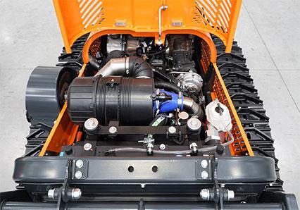 robomidi - engine - energreen america professional machines
