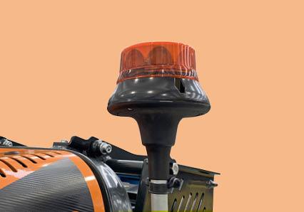 robomidi - multifunction robo - flash led - energreen professional machines