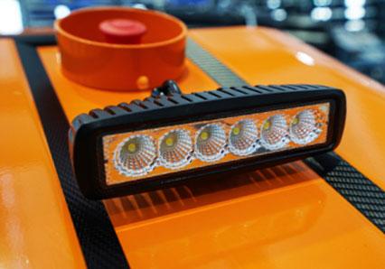 robomidi - led light - energreen america professional machines