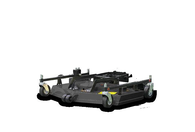 robomini - equipment - rotary mower - energreen professional machines