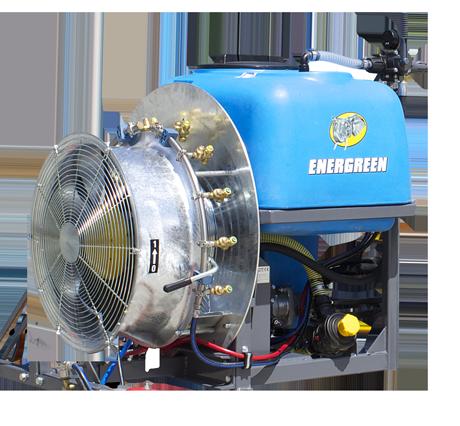 roboevo - equipment - sprayer - energreen professional machines