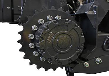 robomax - forestry mulcher - cogwheel - energreen professional machines
