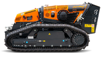 robomax - forestry mulcher - energreen professional machines