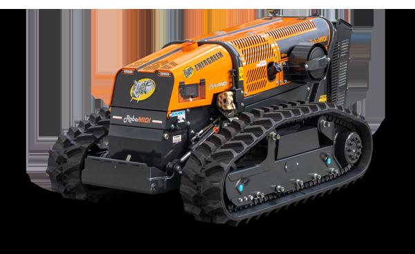 robomidi - tools carrier machine - multifuntion robo - energreen professional machines