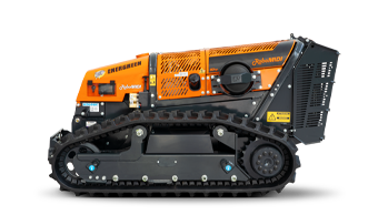 robomidi - radio controlled tools carrier - energreen professional machines